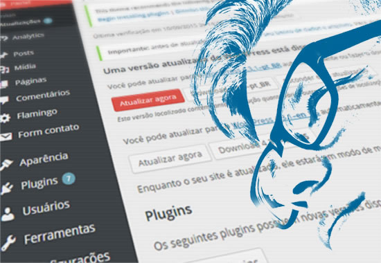 Atualizando seu Wordpress