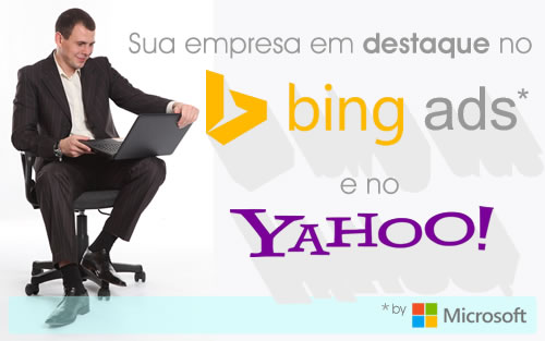 Bing Ads com Yahoo